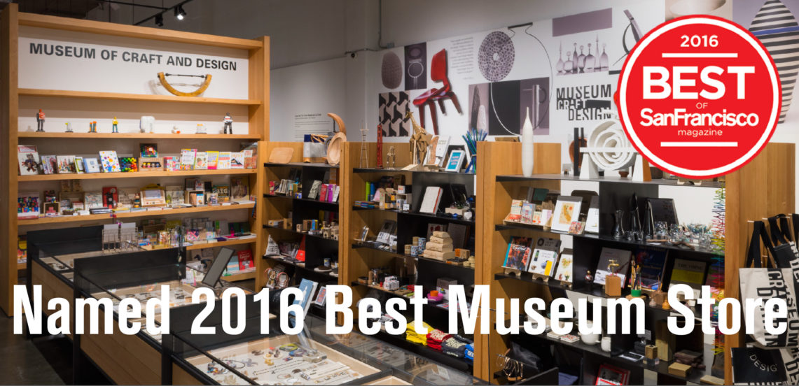 Best Museum Store of San Francisco Magazine