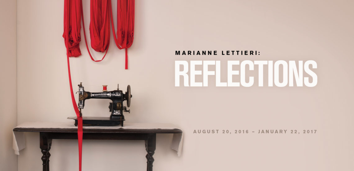 MARIANNE LETTIERI: REFLECTIONS