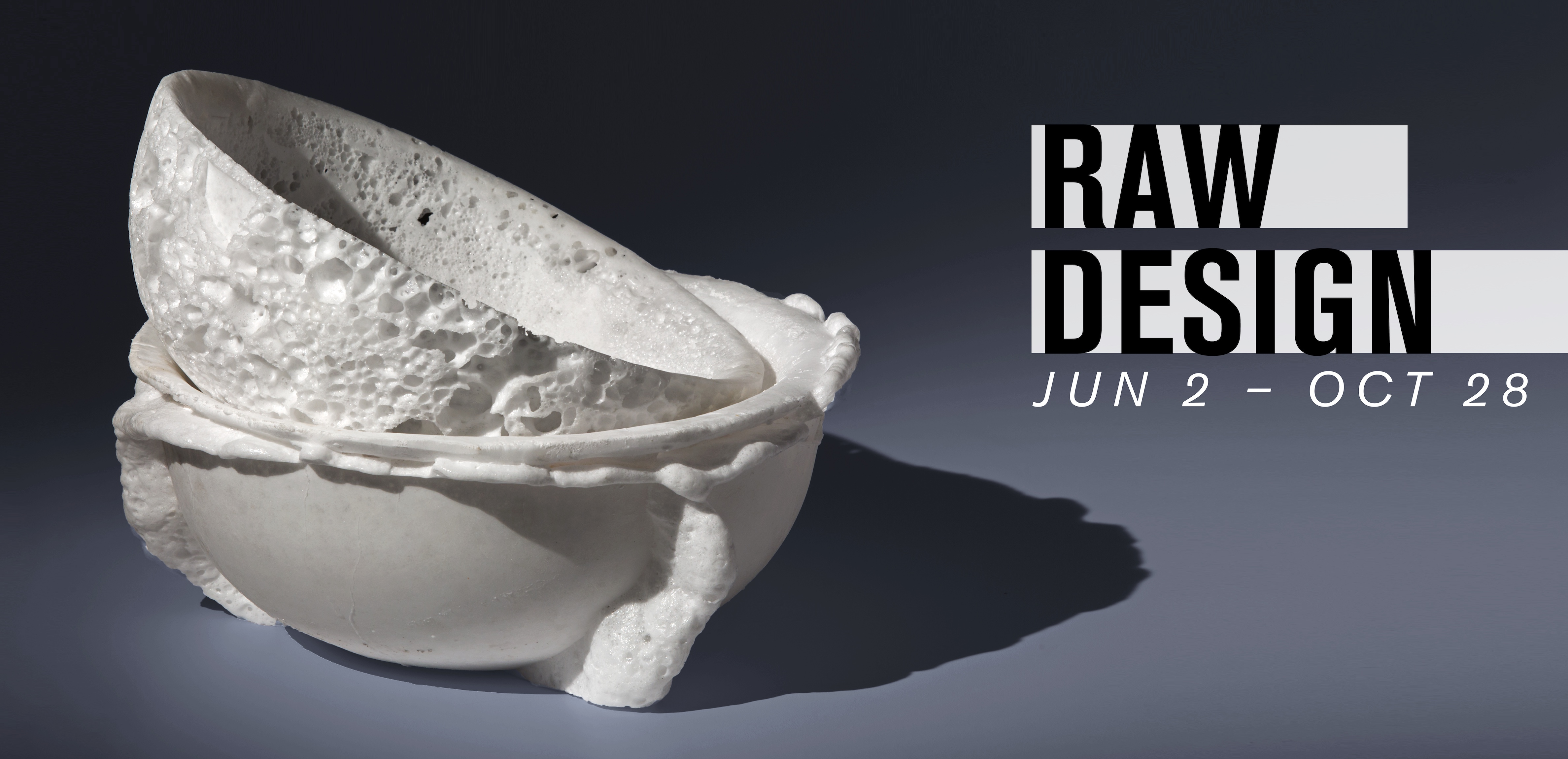 Raw Design Exhibition at Museum of Craft and Design