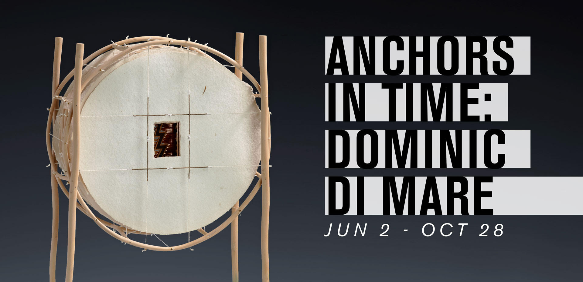 Anchors in Time: Dominic Di Mare at Museum of Craft and Design