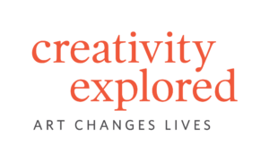 Creativity Explored Orange Logo